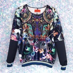 Vintage Multicolored Ultra Soft Sweatshirt